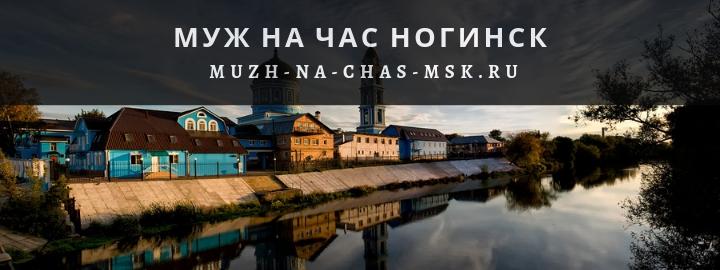 Вызвать мужа на час в городе Ногинск
